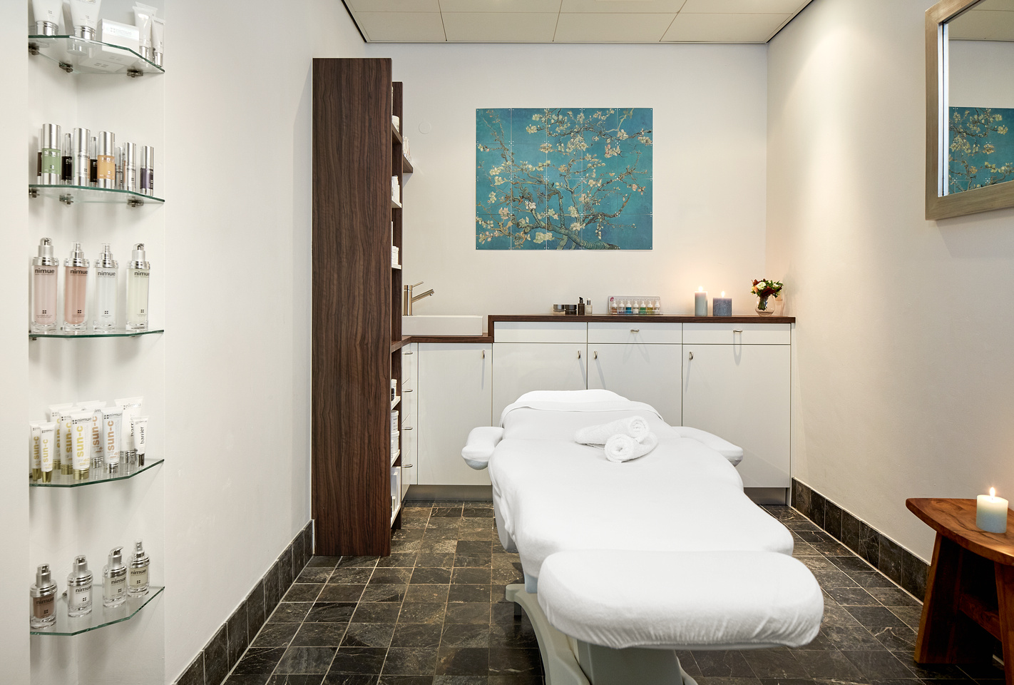 Grand Hotel Karel V – Wellness – Treatment room